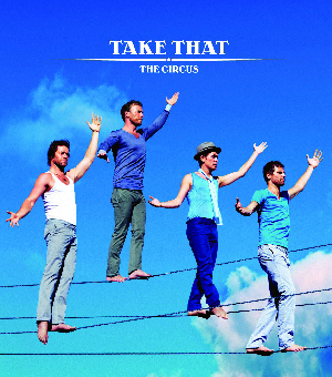 The Circus, il nuovo album dei Take That