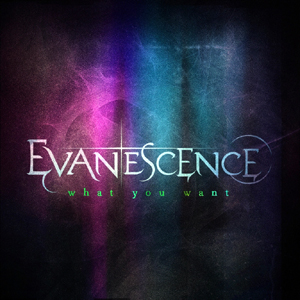 What You Want degli Evanescence da ieri nelle radio