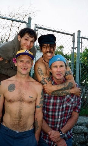 Red Hot Chili Peppers. Il 5 luglio all'Heineken Jammin' Festival