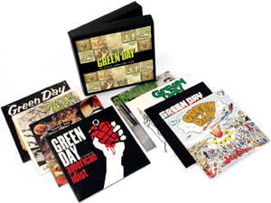 "Green Day fra pochi giorni ""The studio albums 1990-2009"""
