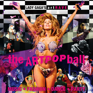 Lady Gaga dall'album Artpop il video di Guy