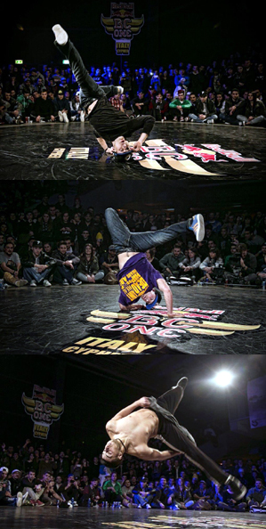 Breakdance. Red Bull Bc One finale mondiale a Roma
