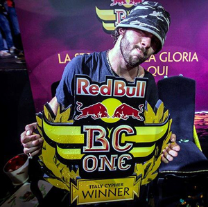 DannytheDaga vince il Red Bull Bc One