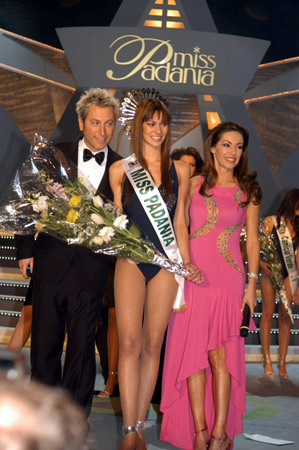 """Miss Padania"" verso la Finalissima 2006"