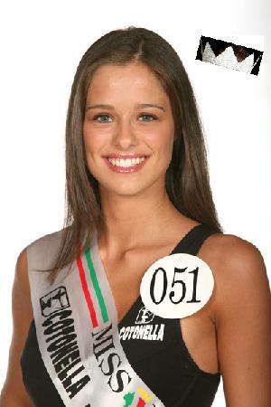 La veronese Silvia Battisti è Miss Italia 2007